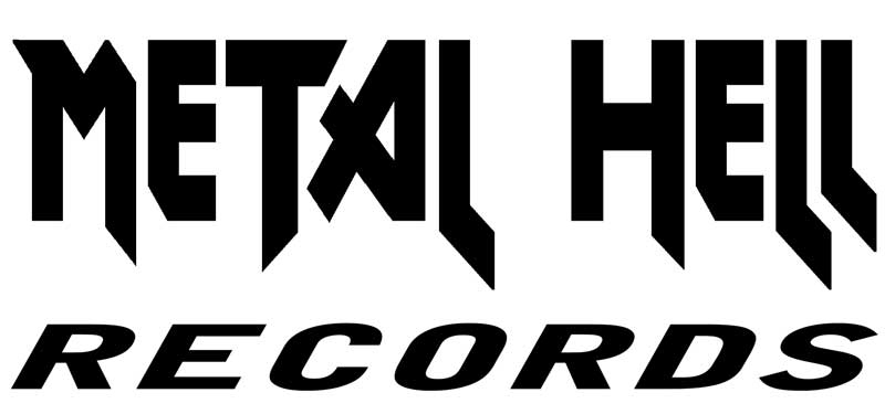 Metal Hell Records logo bard algol
