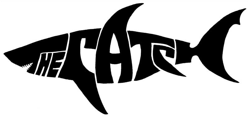the catch shark logo bard algol