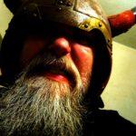 Old Bard Algol of cernunnos Woods dark age productions